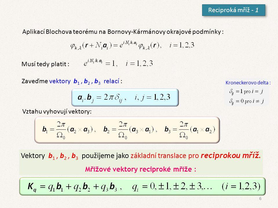 27 Kovy, polovodiče, izolátory - 1 Schematické znázornění pásové struktury jednotlivých typů látek.