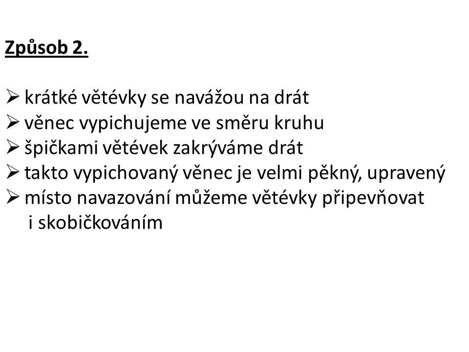 Způsob 2.