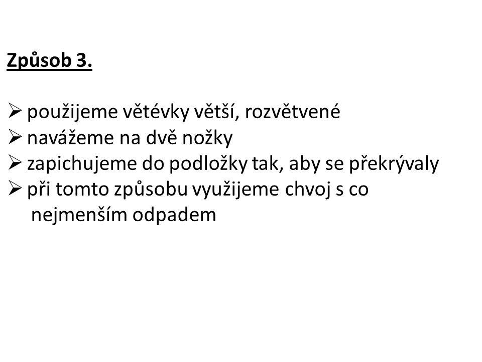 Způsob 3.