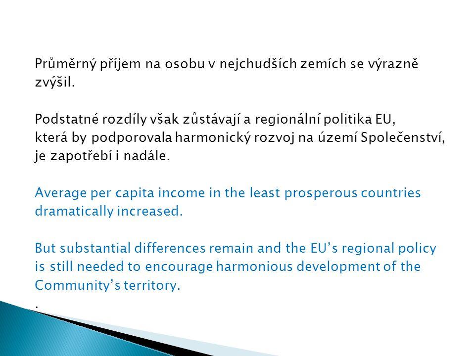Více než čímkoli jiným je regionální politika EU vyjádřením solidarity.