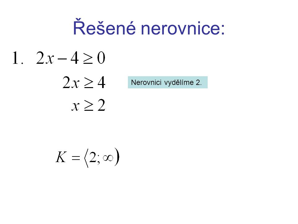 Celou nerovnici vynásobíme společným násobkem 3 a 5.