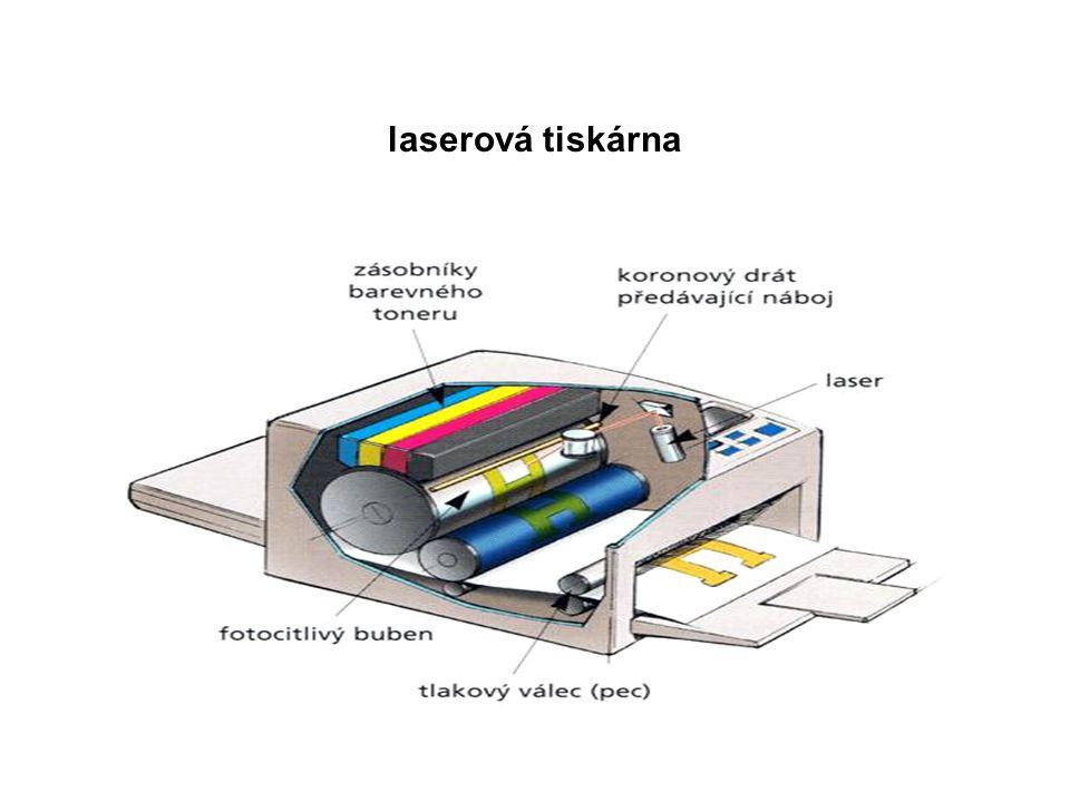 laserová tiskárna