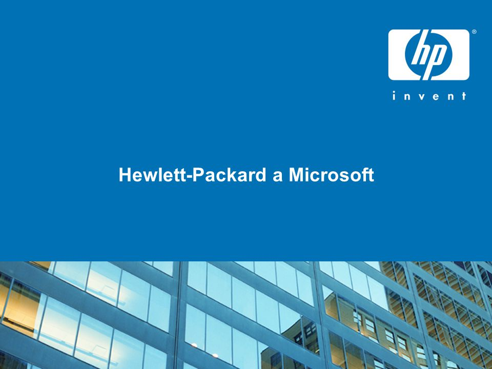 © 2004 Hewlett-Packard Development Company, L.P.