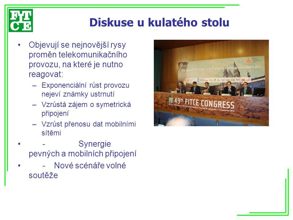 Blok 7: Příležitost a výzva pro regulační orgány II Manuel Fernandes Eglesias, Španělsko: Dilema rozdělení digitální dividendy –Evropa je vtažena do procesu přechodu k digitální terestrické televizi za účelem nahrazení analogové vysílací infrastruktury digitální v roce 2012 –Veřejná správa na evropské i národní úrovni bude hrát vedoucí roli v rozhodování které služby budou zaručeny digitální dividendou a za jakou cenu.