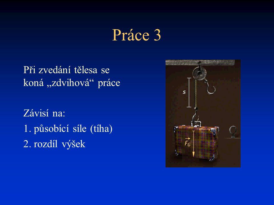 Jednoduché stroje 5 Kladkostroj