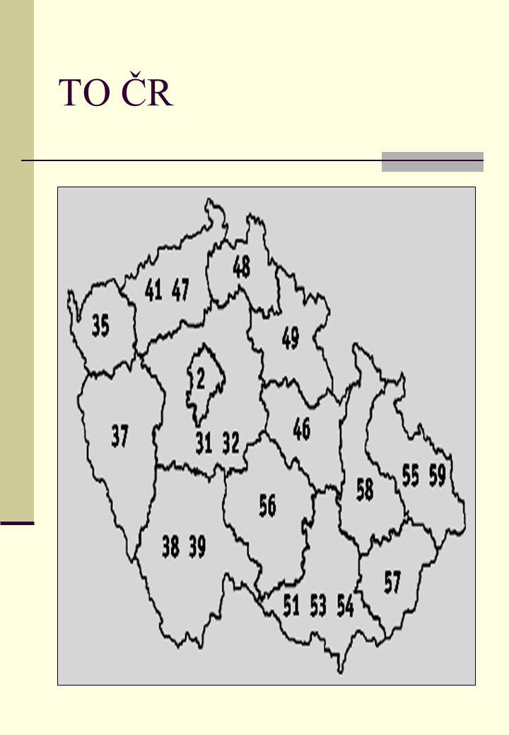 Místní telefonní styk Uskutečňuje se v rámci téhož TO který je totožný s územím daného kraje ( geografické princip).