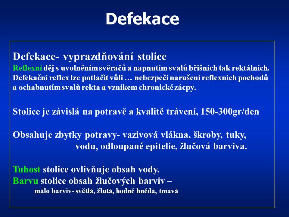 patologické: normální: H.pylori koky, tyčky Lactobacillus acidophilus, casei, brevis,bulgaricus.. Campylobacter Bifidobacterium difidum, infants Lacto