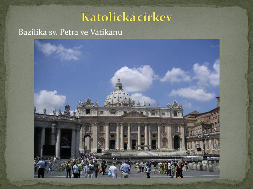 Bazilika sv. Petra ve Vatikánu