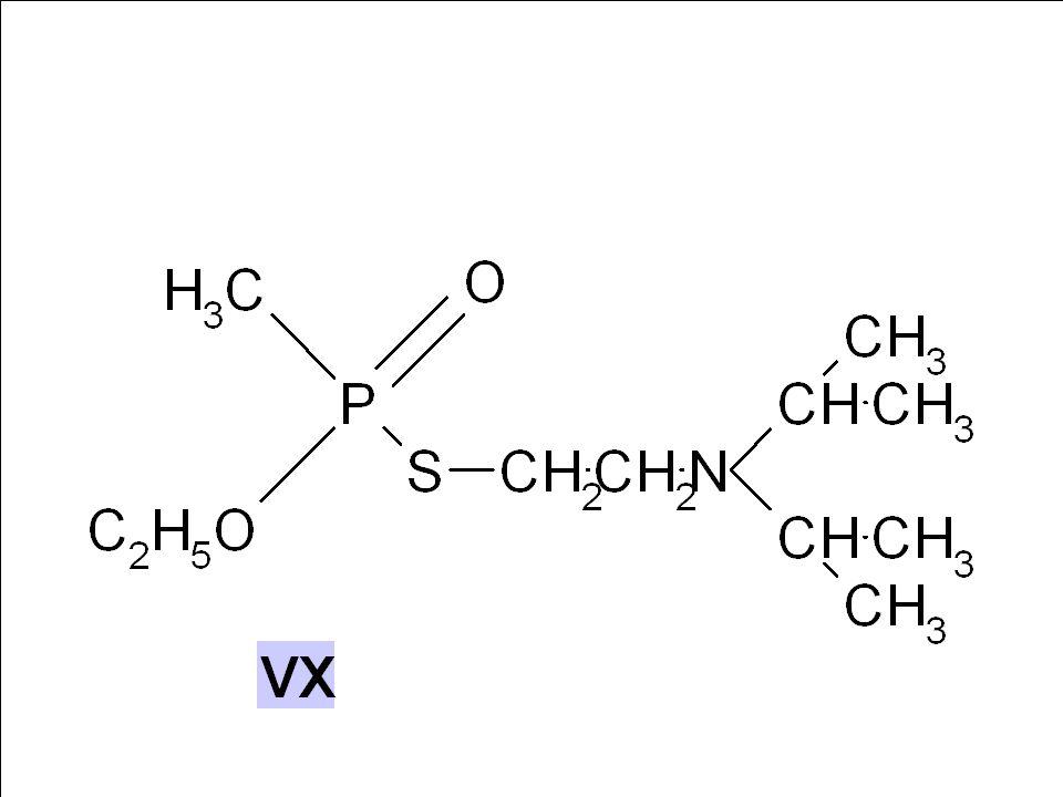 17 Organofosfáty estery odvozené od kyseliny fosforečné používané jako insekticidy a BOL R 1 -O O R 2 -O P — O — R 3 Fosfáty (Paraoxon) = R 1 -O S R 2