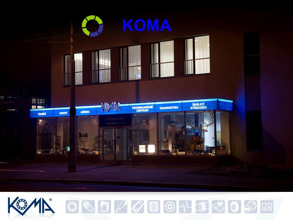 web: www.komaov.cz tel.: +420 595 954 775 Děkuji za pozornost.