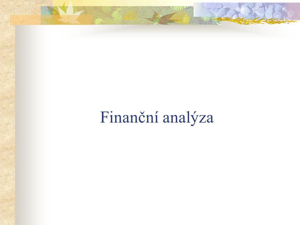 Jedna z nejvýznamnějších součástí finančního řízení podniku.