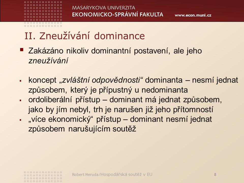 www.econ.muni.cz II.