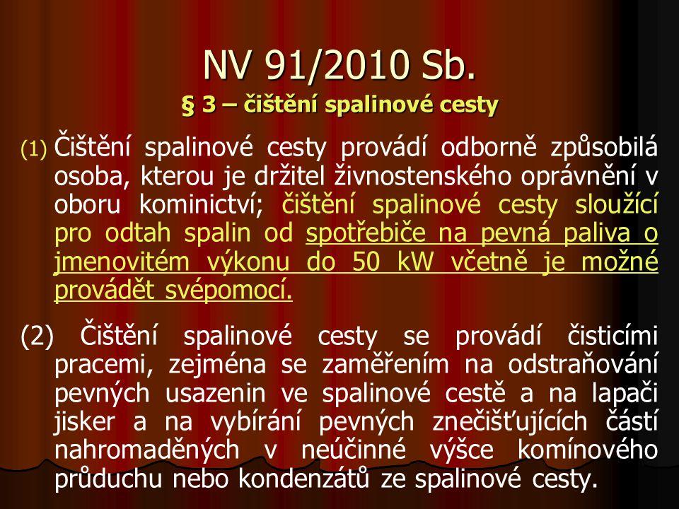 NV 91/2010 Sb.