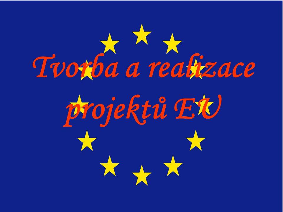 Tvorba a realizace projektů EU