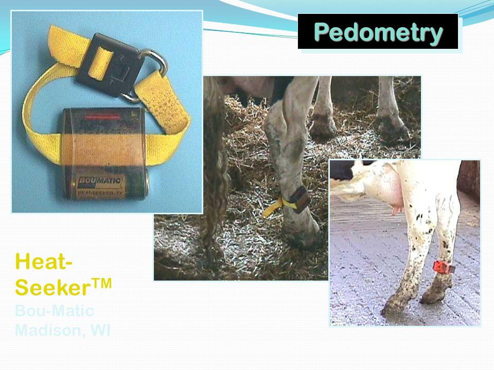 PedometryPedometry Heat- Seeker TM Bou-Matic Madison, WI