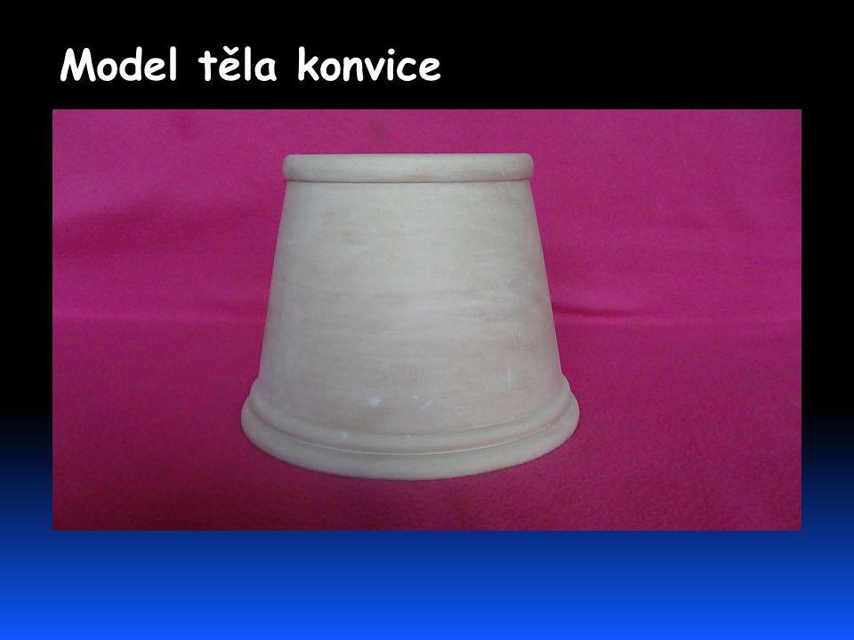 Model těla konvice