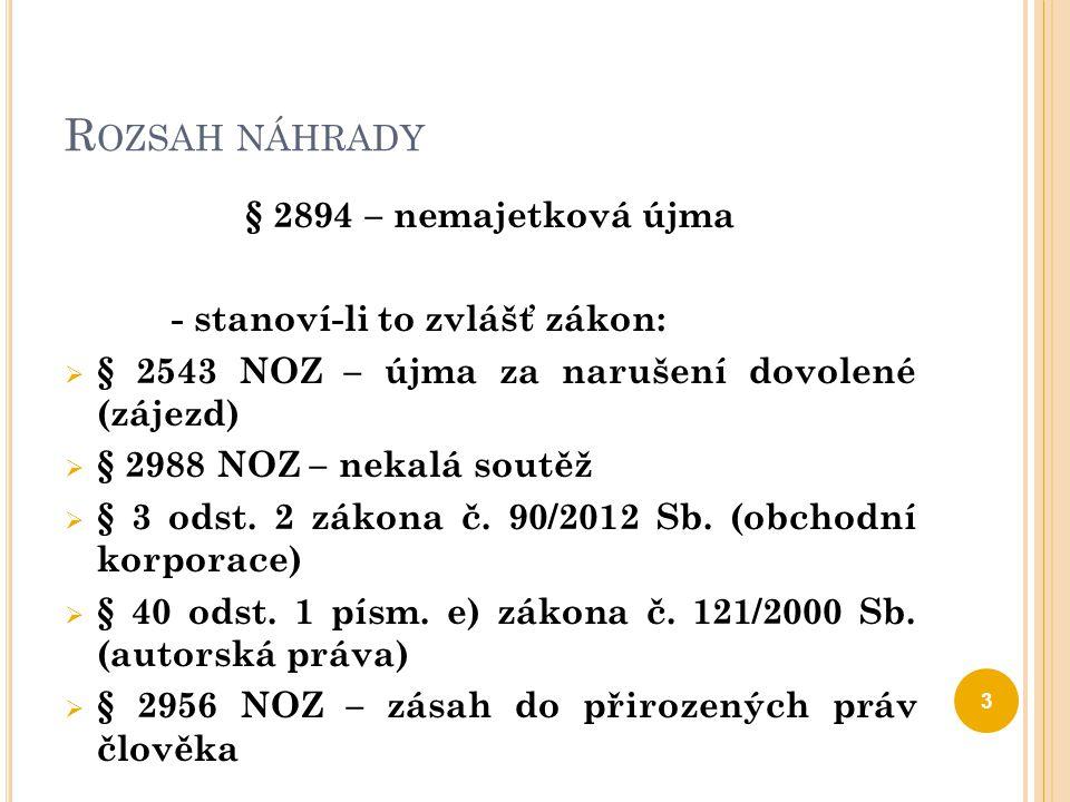 U BLÍŽENÍ NA ZDRAVÍ 237.a 238. závěrečných ustanovení § 3080 NOZ - zrušena vyhláška č.