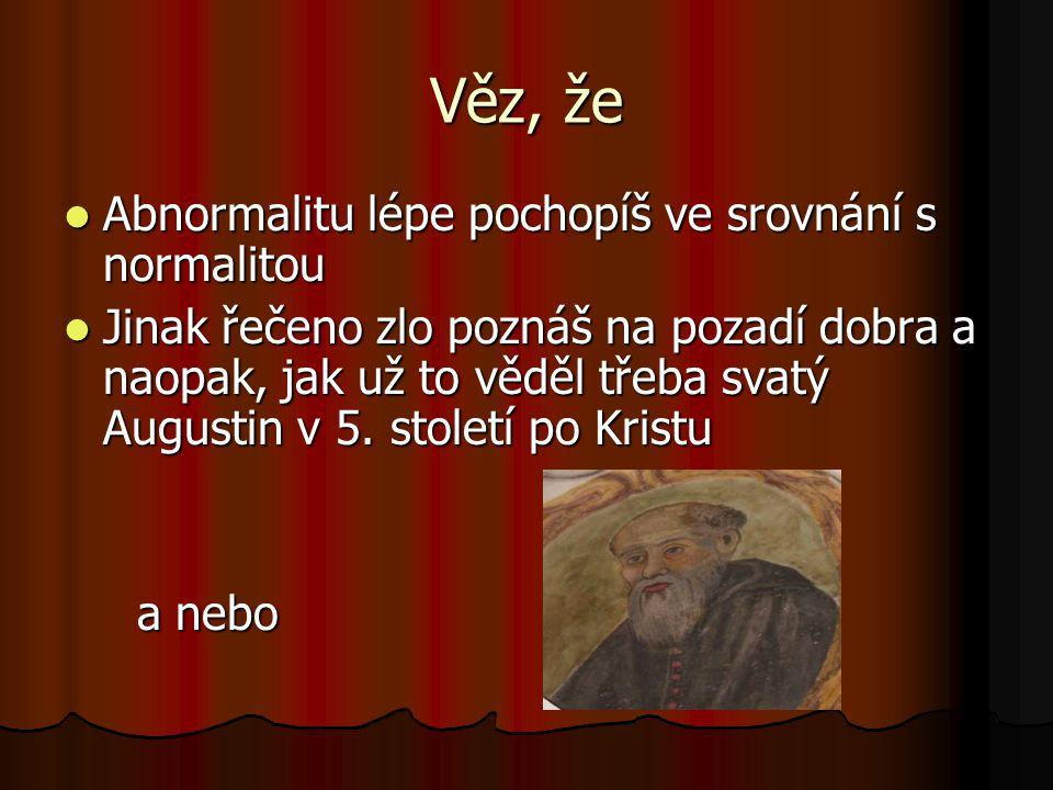 Syndrom CAN a legislativa v ČR Listina základních práv a svobod – je součástí ústavního pořádku.