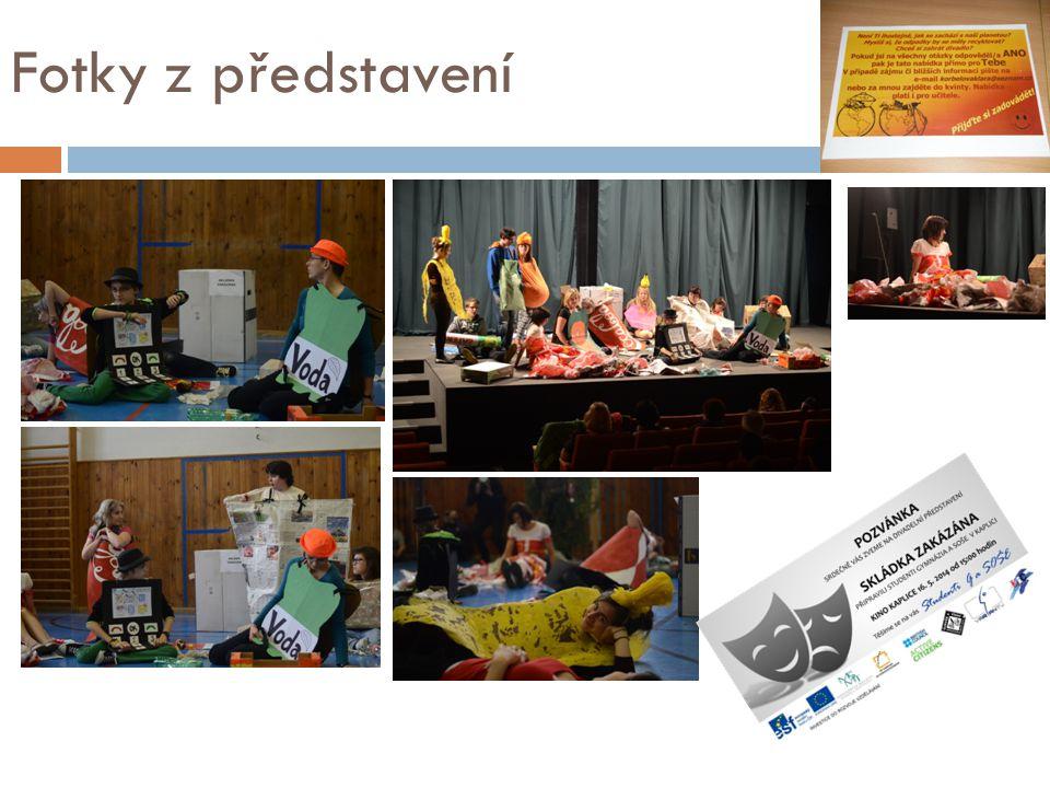 Fotky z představení