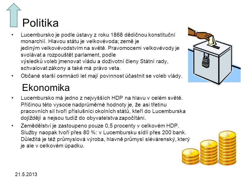 Otázky a úkoly 1.Jaké jsou úřední jazyky v Lucembursku.