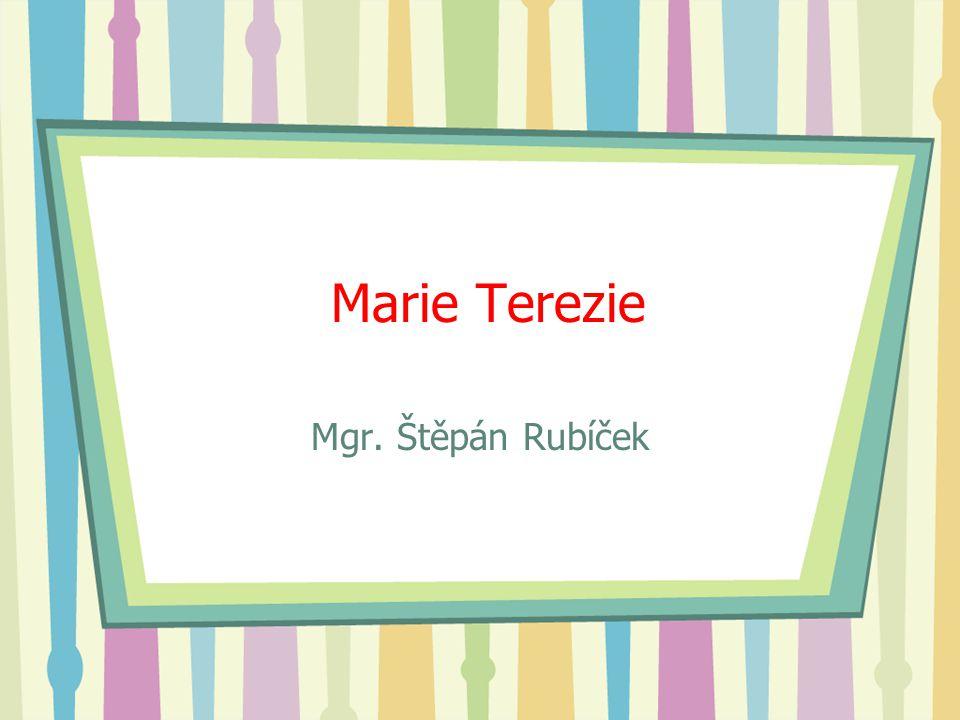 Zajímavosti Marie Terezie zavedla číslování domů Víš, k čemu slouží číslování domů?