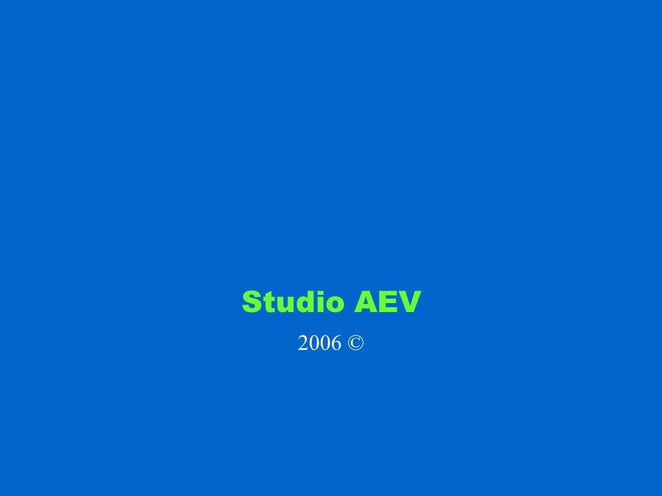 Studio AEV 2006 ©