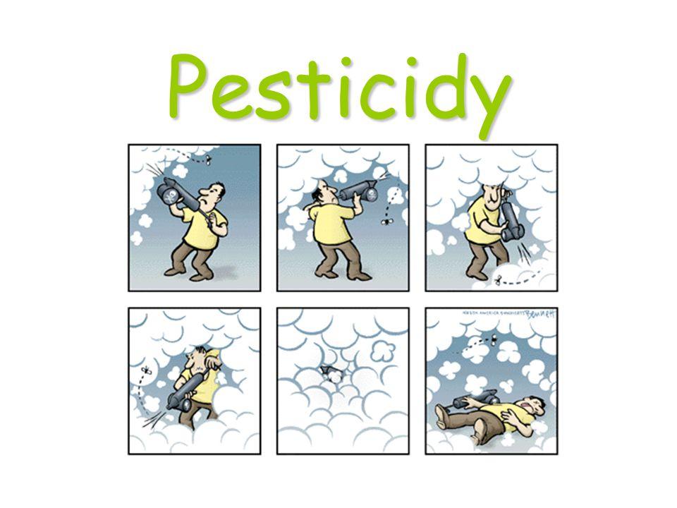 Pesticidy