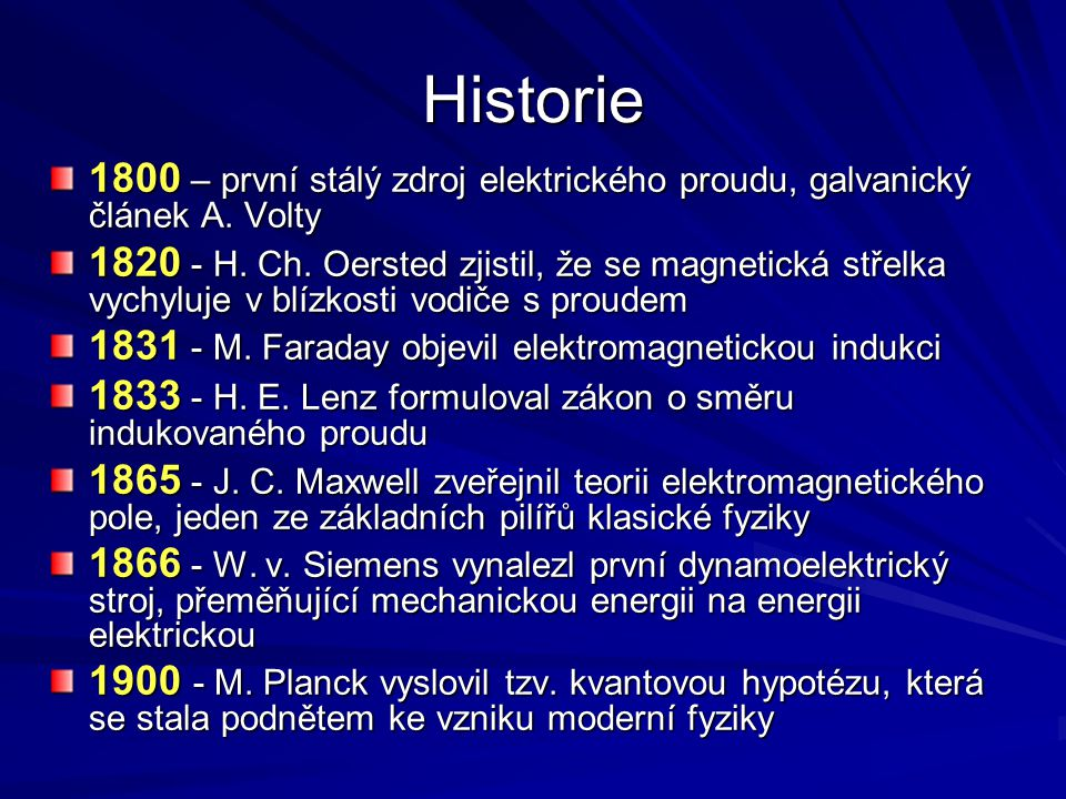 Elektrostatika První zkoumané elektrické vlastnosti Od starověku známa a využívána živočišná elektřina (úhoř elektrický 600V) V 17 a 18.