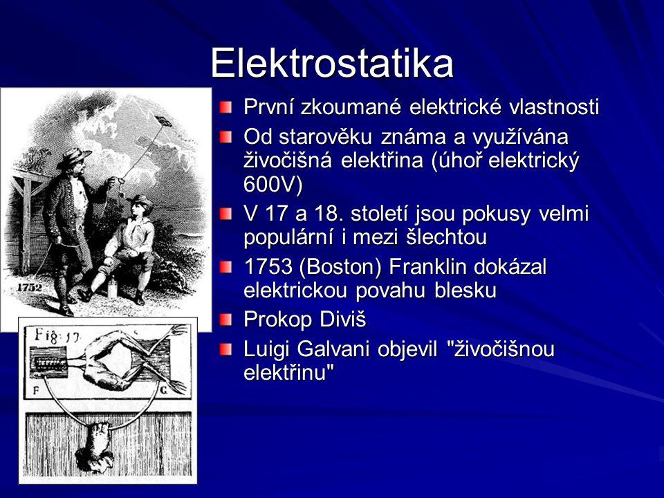 Elektrostatika Využití –Xerografie (1938) elektrostatického kopírování (laserová tiskárna) –Elektrostatický odlučovač –Třídění rud –Elektrostatické stříkání –Piezoelektřina –Urychlovače částic –Reklamy všeho druhu 2006 New York International Auto Show