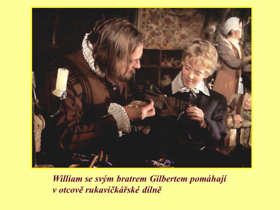 Otec Williama byl rukavičkář. Působil v městské samosprávě. Matka pocházela ze staré zemanské rodiny. William byl třetí z osmi dětí, měl čtyři sestry