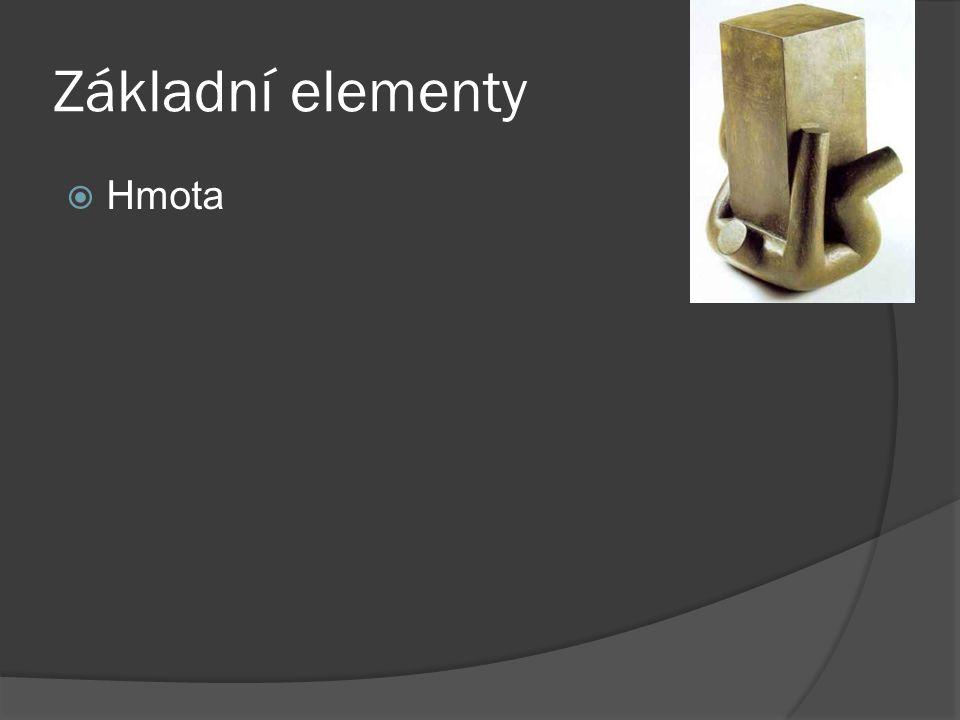 Základní elementy HHmota