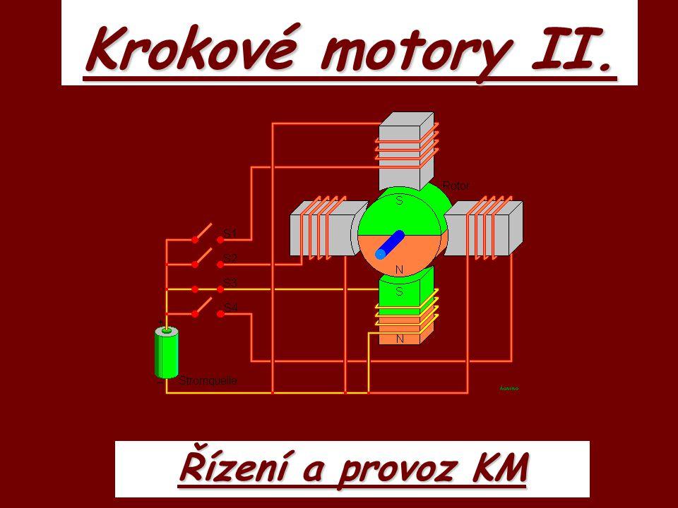 Řízení KM 1.