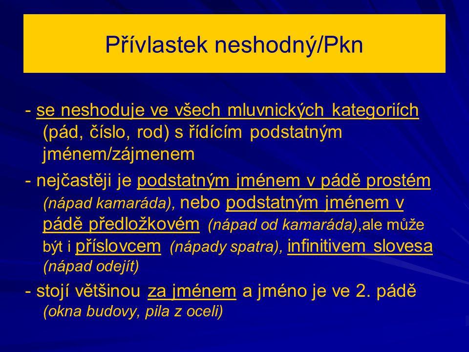 Použitá literatura: Kostečka, Jiří: Český jazyk pro 3.