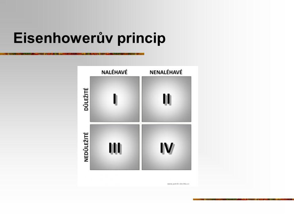Eisenhowerův princip