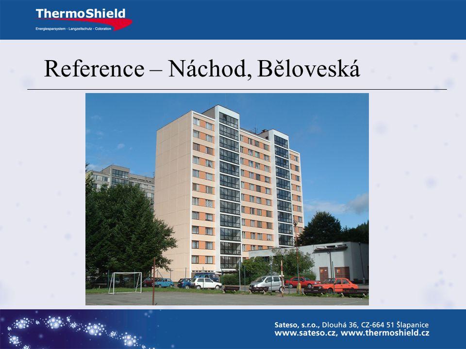 Reference – Přerov, Želatovská