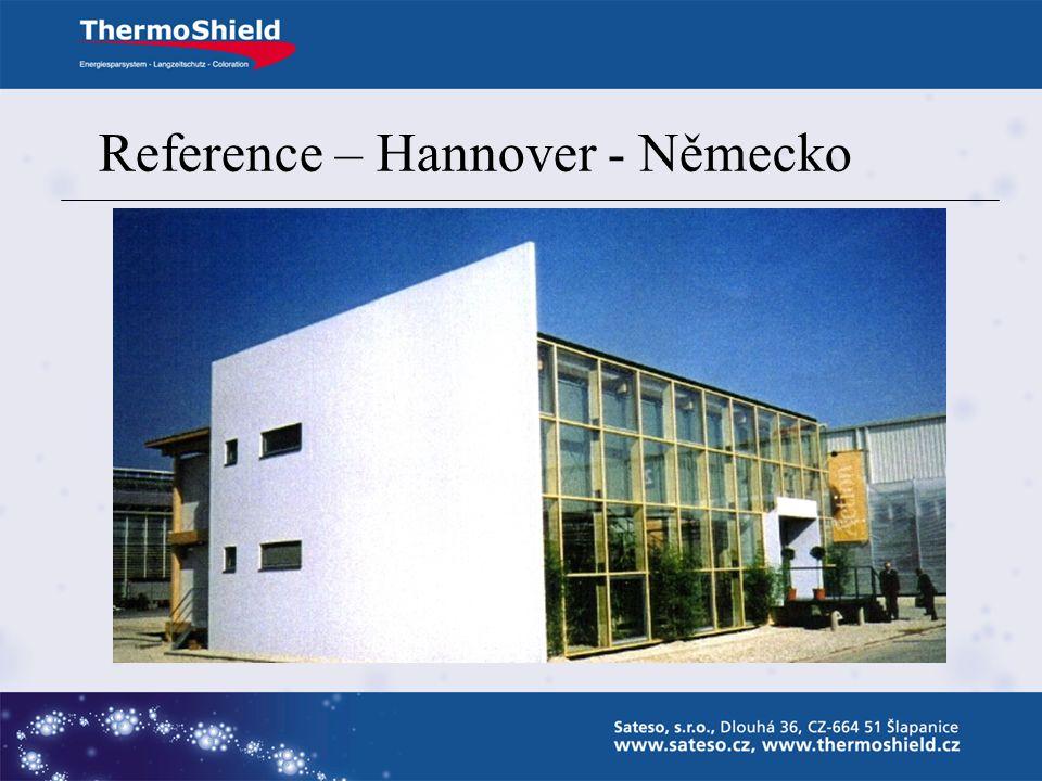 Reference – Náchod, Běloveská