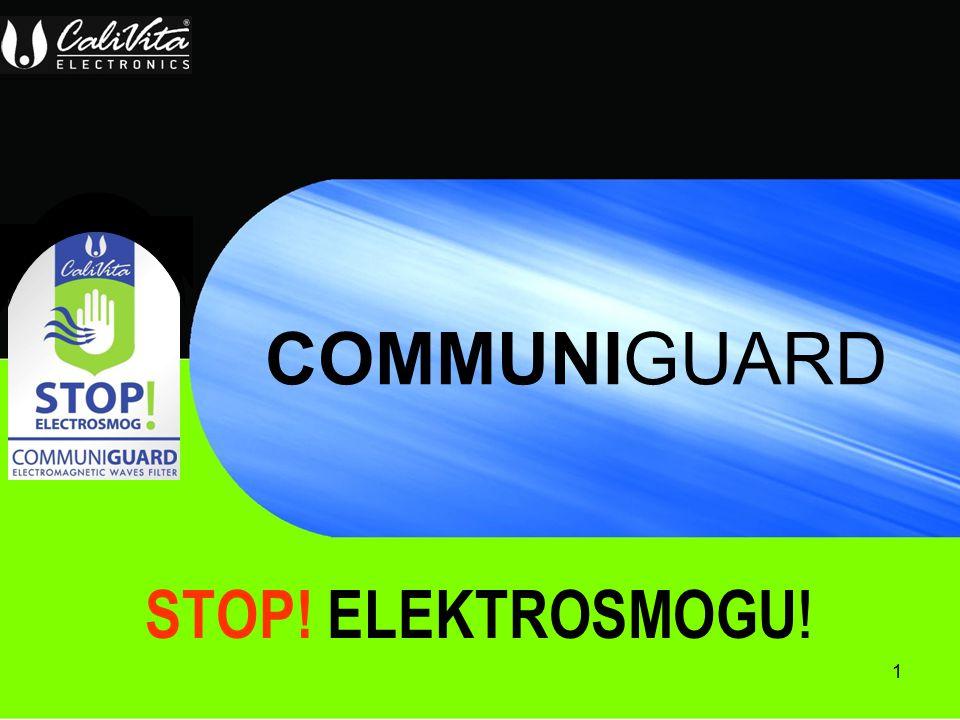 1 COMMUNIGUARD STOP! ELEKTROSMOGU !