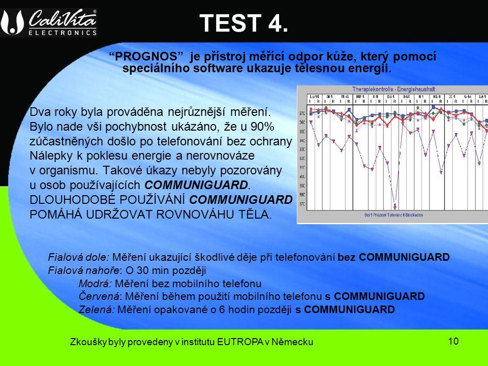 10 TEST 4.