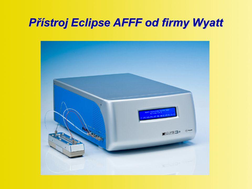 Přístroj Eclipse AFFF od firmy Wyatt