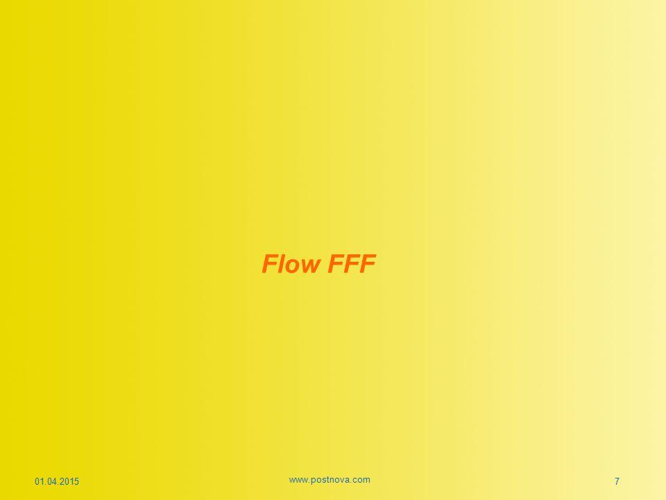 Flow FFF 01.04.2015 www.postnova.com 7