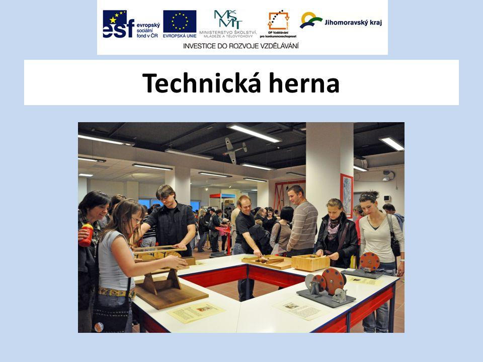 Podrobné informace www.technicalmuseum.cz část pro školy Děkuji vám za pozornost