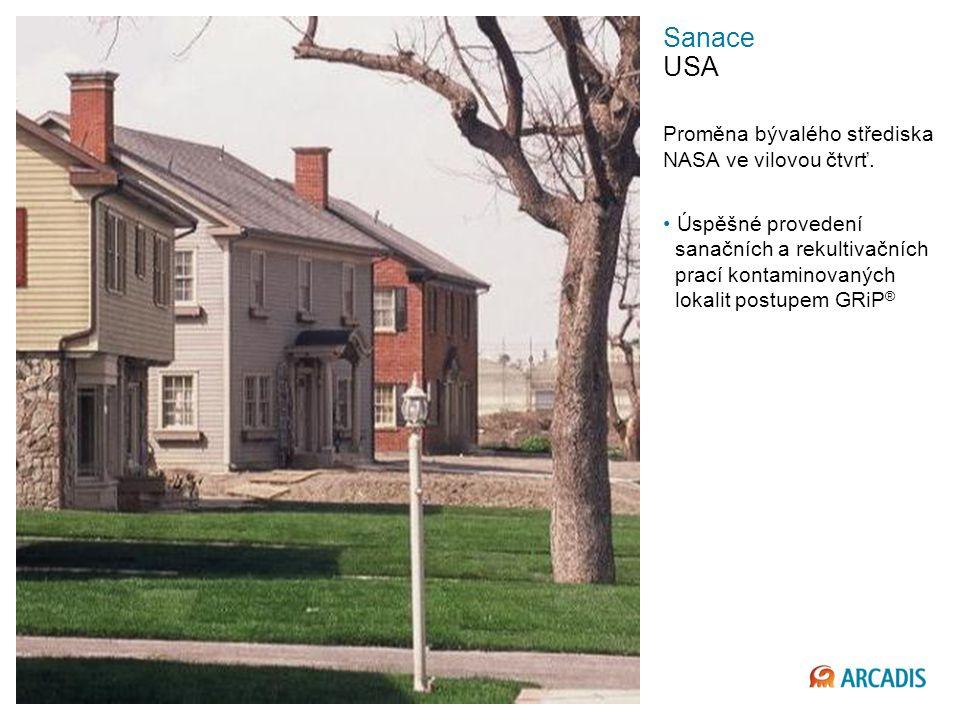 Imagine the result Sanace USA Proměna bývalého střediska NASA ve vilovou čtvrť.