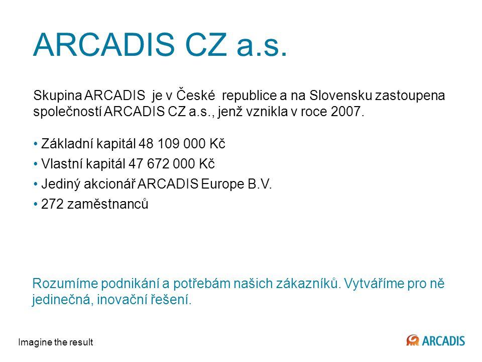 ARCADIS CZ a.s.