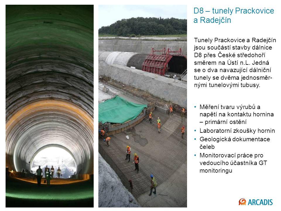 Imagine the result D8 – tunely Prackovice a Radejčín Tunely Prackovice a Radejčín jsou součástí stavby dálnice D8 přes České středohoří směrem na Ústí n.L.