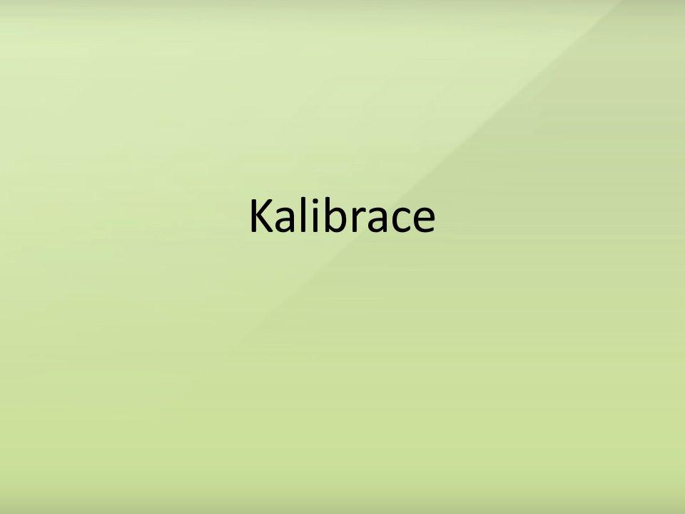 Kalibrace