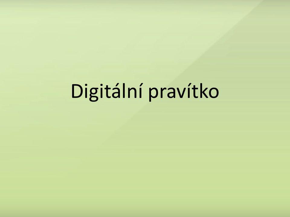Digitální pravítko