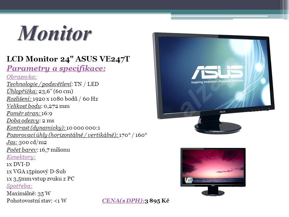 Monitor LCD Monitor 24