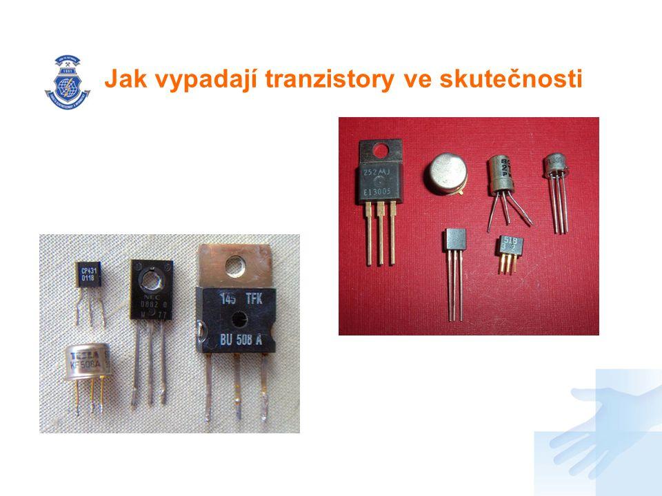 Jak vypadají tranzistory ve skutečnosti