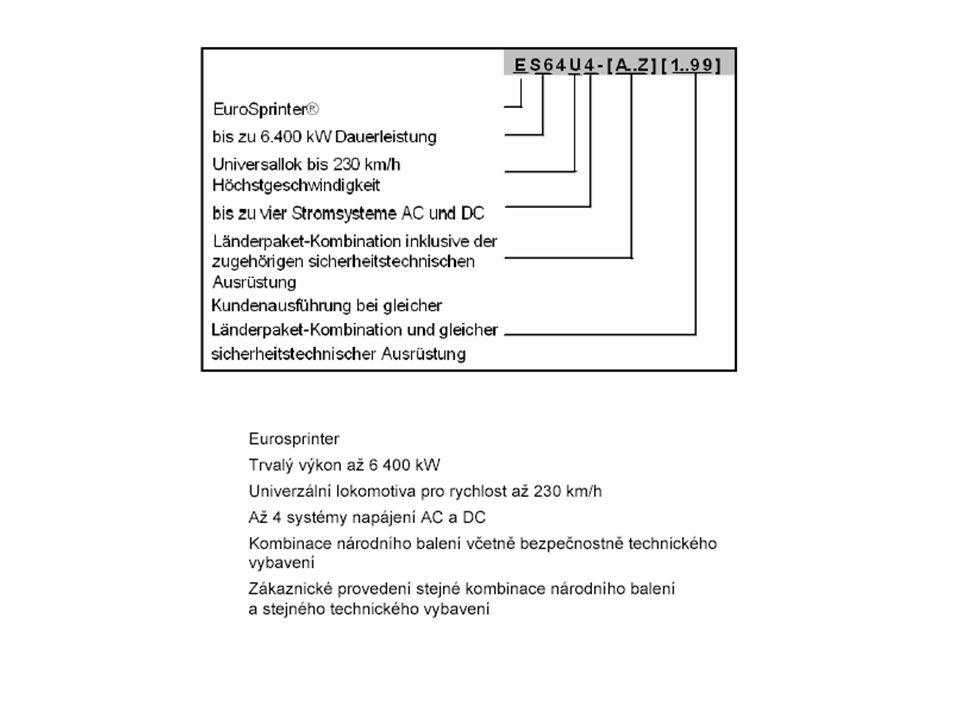Trakční měnič 2. podvozku a měnič pom.poh. (HBU) Brzdový odporník