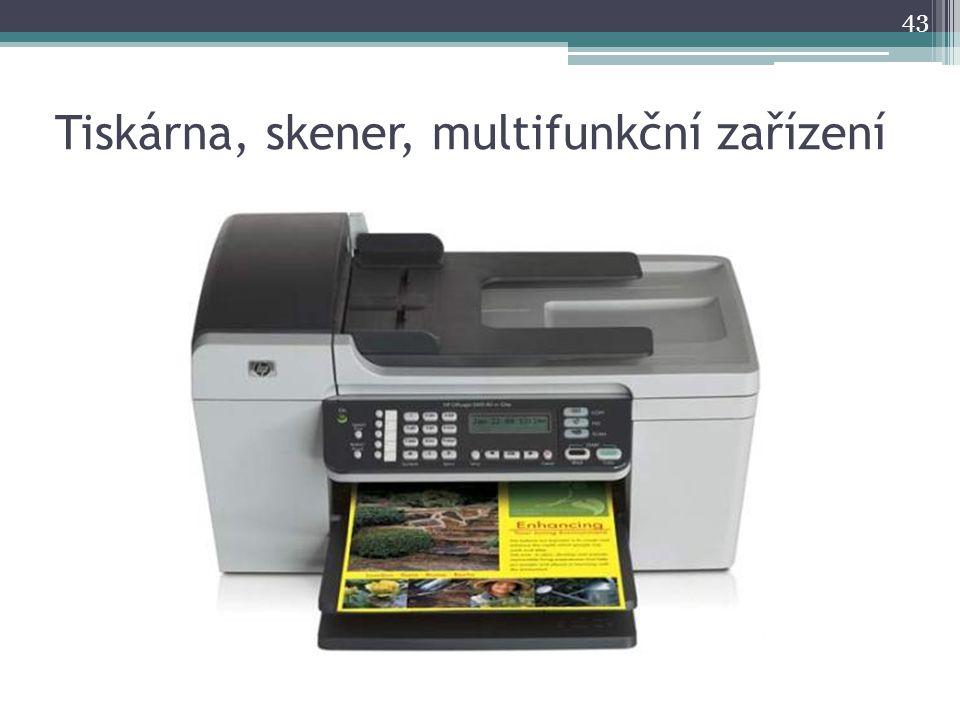 Tiskárna, skener, multifunkční zařízení 43